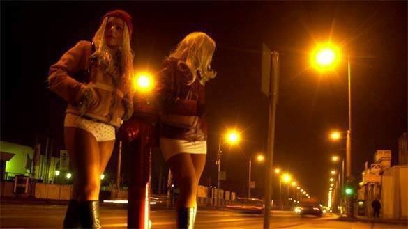 количество проституток в сша